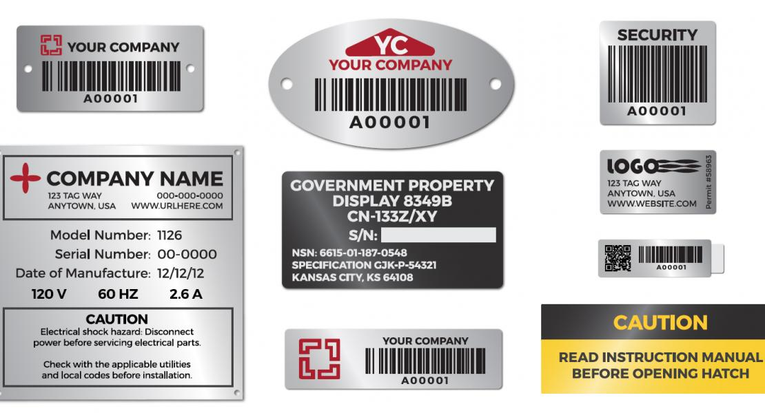 Durable labels