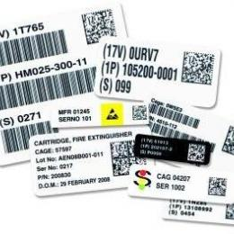 UID Polymer Labels