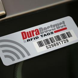 DuraDestruct RFID Security Tag - Glass