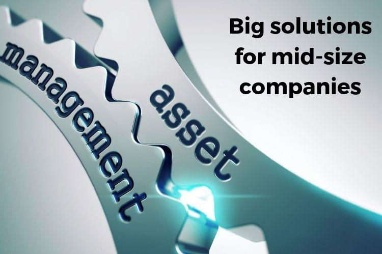 Asset tracking solutions that are a good fit for mid-size organizations