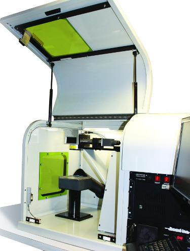 Benchtop Fiber Laser for UID Tags